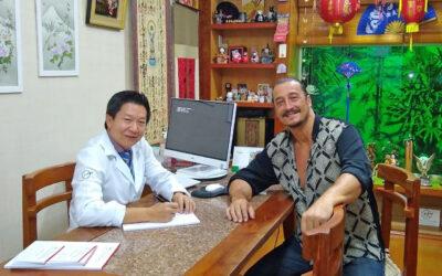 Roberto Rowntree passou por procedimentos estéticos aqui na nossa clínica em Birigui, São Paulo.
